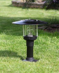Sztuka rozświetlania ogrodu, czyli nowoczesne lampy ogrodowe
