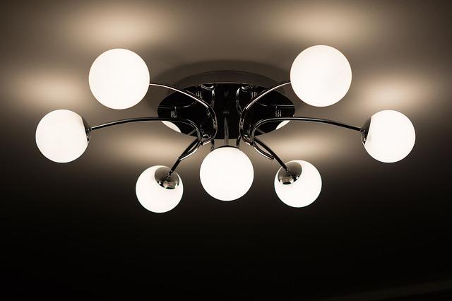 Żyrandol - wybór odpowiedniego oświetlenia