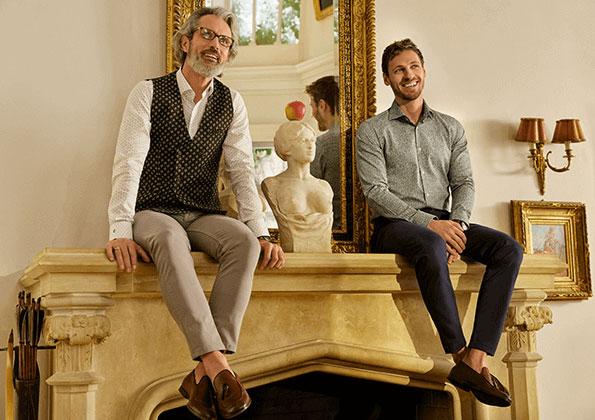 Smart casual w modzie męskiej, czyli jak ubrać się wygodnie i na czasie