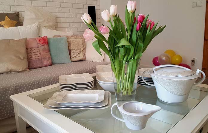 Czy warto używać porcelany w domu na co dzień?