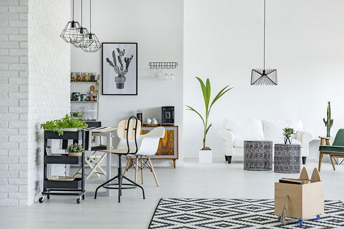Nowoczesne dywany do nowoczesnych wnętrz