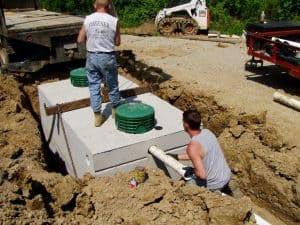 Podstawy budowania szamb przydomowych