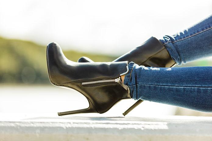 Stylowe kobiece buty na jesień