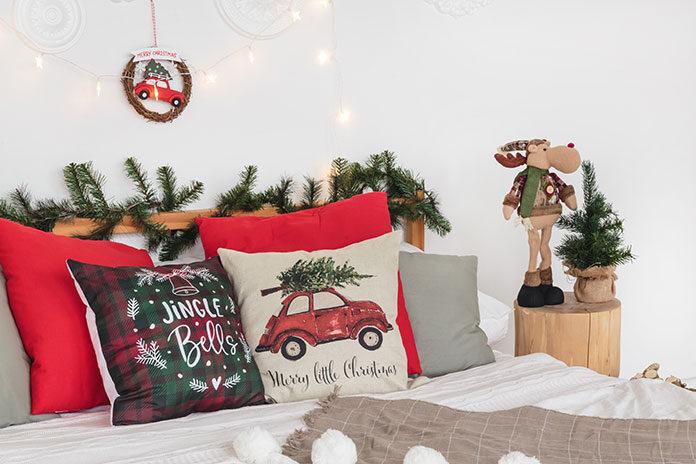 Magia świąt w Twojej sypialni