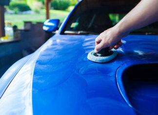 Produkty do polerownia samochodu