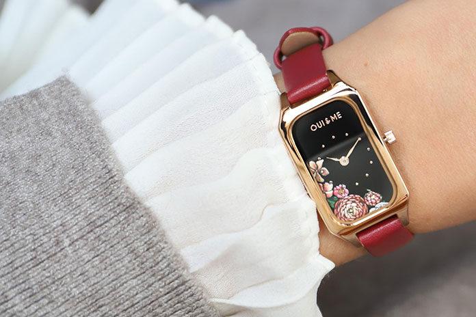 Eleganckie damskie zegarki na rękę
