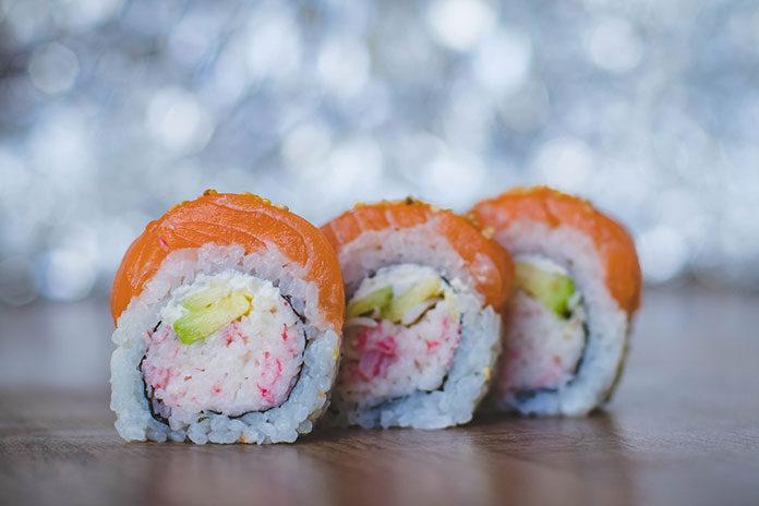 Japońskie smaki w restauracji